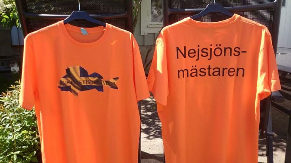 Nejsjönsmästar T-Shirt